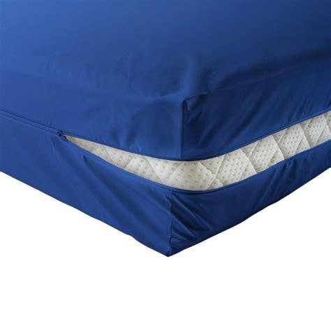 matratzenbezug kaufen unversteppter matratzenbezug blau matratzenschutz24 net