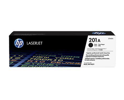 Tinta Toner Printer Hp 201a Black Toner Cf400a