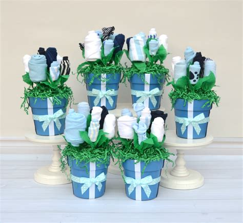 Unique Baby Shower Ideas For by Unique Baby Shower Centerpieces Ideas Restmeyersca Home