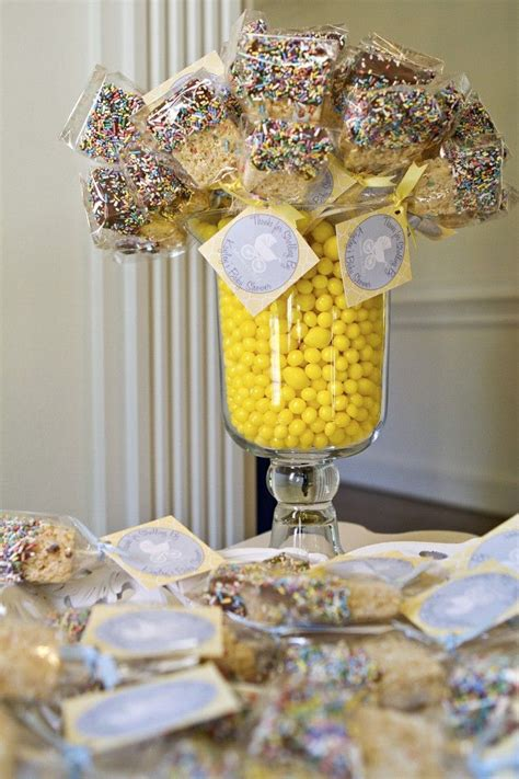 36 Best Images About Make Your Own Baby Shower Favors On Make Your Own Baby Shower Centerpieces