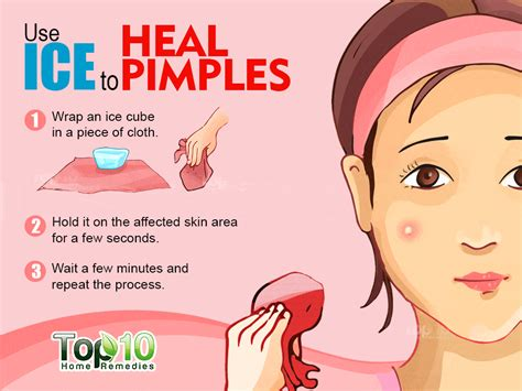 How To Go At Home by How To Get Rid Of Pimples Fast Top 10 Home Remedies