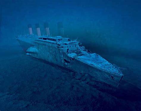 imagenes barco titanic hundido la verdad sobre el hundimiento del titanic en discovery