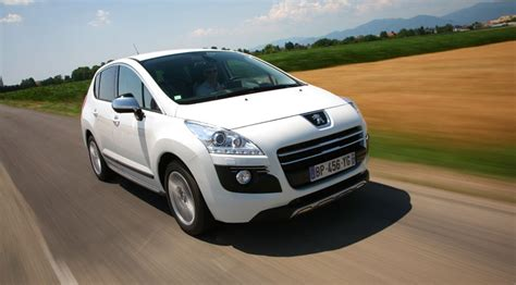 peugeot automatic diesel cars peugeot 3008 hybrid4 2011 review by car magazine
