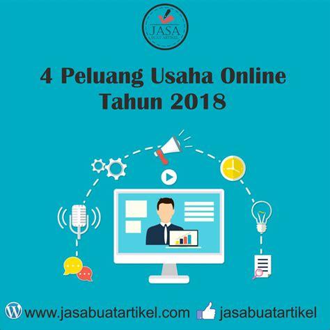 membuat logo usaha online 4 peluang usaha online tahun 2018 jasa buat artikel