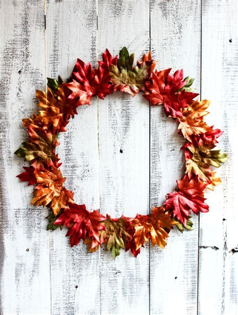 nine do it yourself fall wreaths what meegan makes
