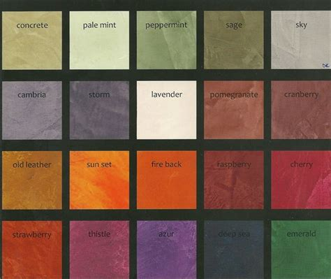 venetian colors venetian plaster tinted to custom color images frompo color the world