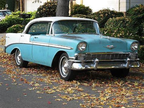 1956 Chevrolet 4 Door Hardtop For Sale by 1956 Chevrolet Bel Air 4 Door Hardtop For Sale