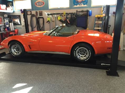 sell used 1975 corvette stingray l82 4speed loaded and one california owner for 36 years in 1975 l82 corvette convertible 4 speed matching numbers 3rd owner ac no reserve