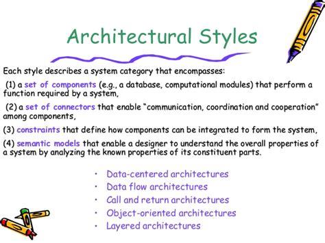 Architecture Design Software Engineering Architecture Design In Software Engineering