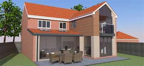 Small 2 Bedroom House Plans Ads Architectural House Extensions Loft Conversions