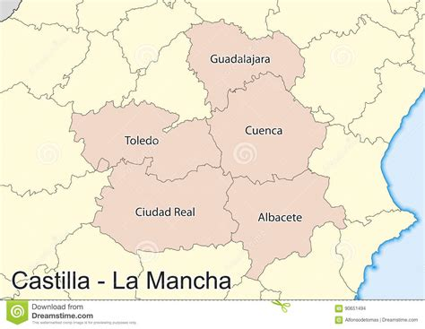 castilla la mancha 8499357733 ciudad cartoons illustrations vector stock images 60