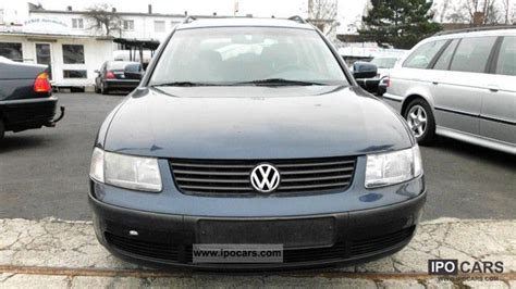 1999 volkswagen passat 1 6 comfortline car photo and specs