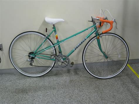 peugeot marseille mixte bicycle before after 802 bikeguy