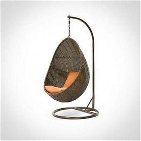 swinging egg chairs hanging egg chair ebay