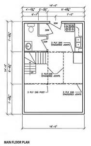 cabin layouts plans ns 16x24 cabin cabins and floor plans