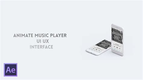 xcode tutorial music player create and animate music player ui ux interface in after