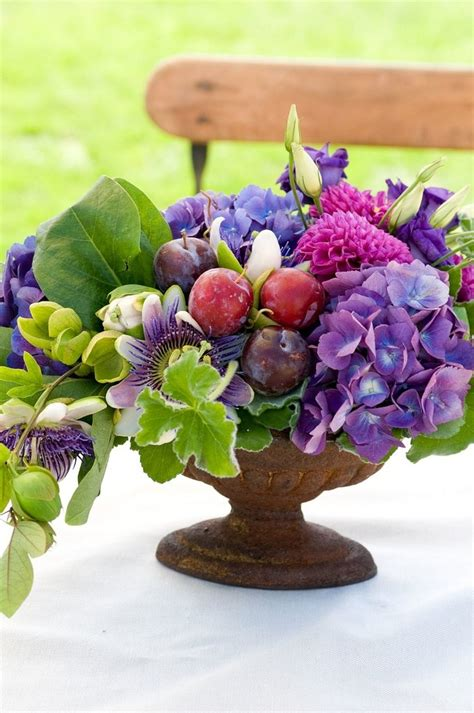 flowers and fruit 5 grocery store items to decorate your home with confettistyle