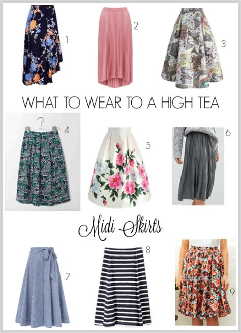 what to wear to the what to wear to a high tea escape with