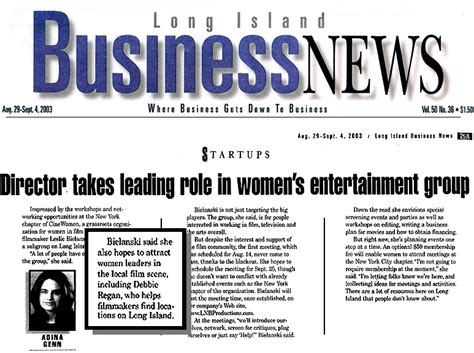 news business location scout debbie regan locations featured in