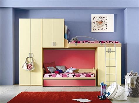 Small Room Bunk Beds Bunk Beds To Small Room 4 Realcohomes