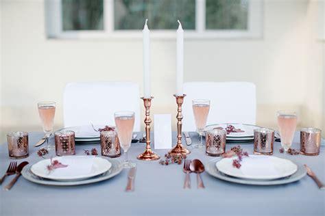 hochzeit rosegold hochzeitsinspiration in kupfer friedatheres