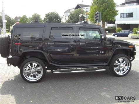 hummer 7 seater for sale 2007 hummer h2 luxury 1 6 seater lpg gas system