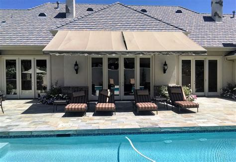 retractable awnings san diego retractable fabric awnings san diego county ca window