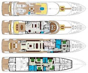yacht floor plans carpe diem luxury yacht deck plans yacht