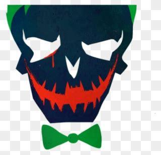 joker sticker jokers smile tattoo  hand clipart  pinclipart