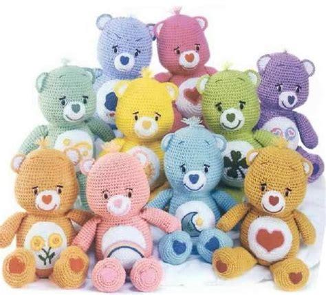Un Pattern En Espanol | los cari 241 ositos osos amorosos amigurumi patr 243 n gratis en