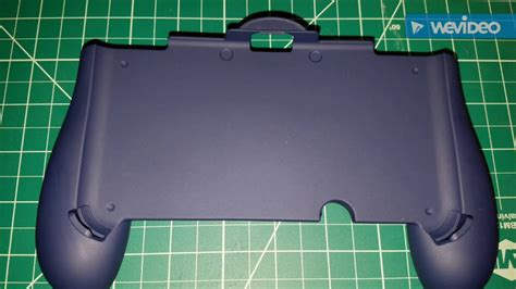 New 3ds Xl Handgrip new 3ds xl grip by cyber gadget