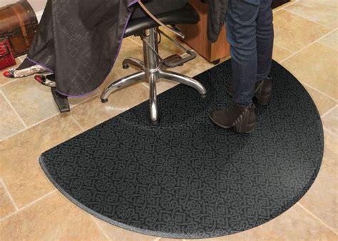 Hair Stylist Floor Mats by Indoor Anti Fatigue Salon Decor Mat Floormatshop