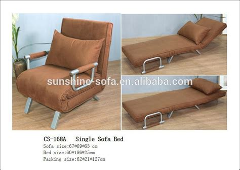 wholesale single chair sofa bed microfiber recliner futon
