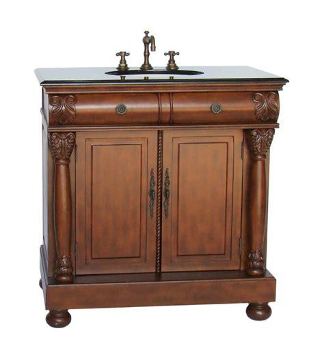 36 inch wide bathroom vanity traditional sink cabinet euro classique bathroom vanities
