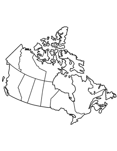 bc map coloring page canada map coloring page download free canada map
