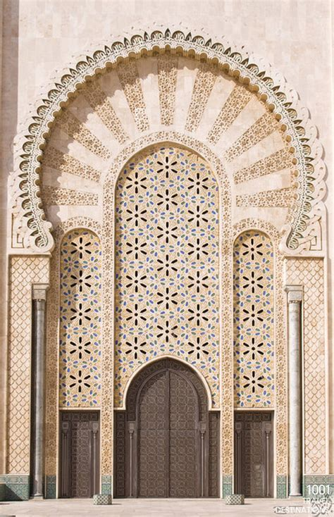 morocco moroccan architecture 0010 casablanca morocco 1001 travel destinations
