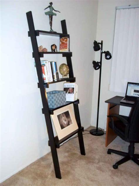 Ladder Bookshelf Decorating Ideas by Ladder Bookshelf Ideas Interior Home Design