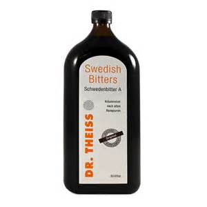 Swedish bitters a 400 year old tradition for health and longevity