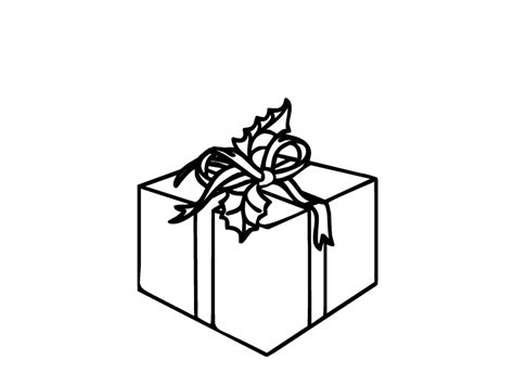 Present Coloring Pages Coloring Pages Presents