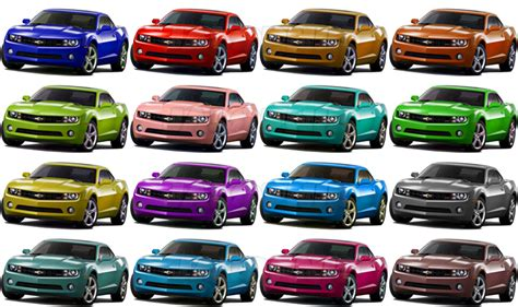 2016 camaro paint colors 2017 2018 best cars reviews