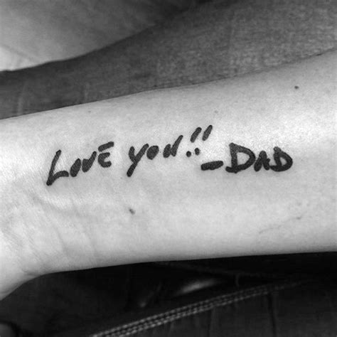 tattoo i love you daddy collection of 25 love you dad tattoo design