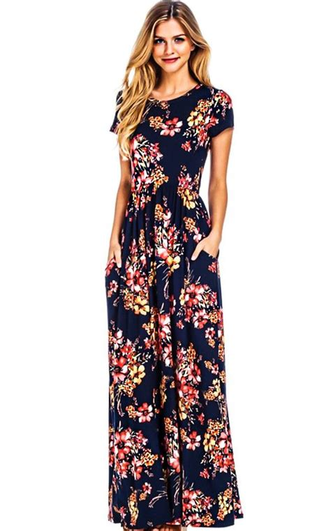 Maxi Flowery floral maxi dress www imgkid the image kid has it