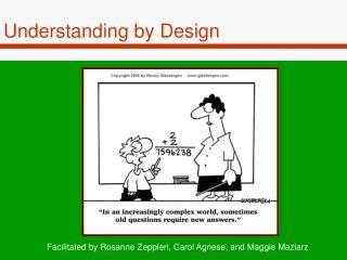 understanding by design ppt understanding by design standards conference 1