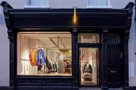 design house concepts dublin menswear 187 retail design blog
