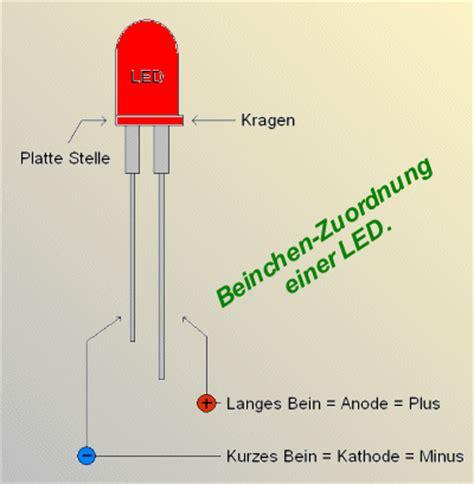 led diode spannung strippenstrolch leuchtdiode led