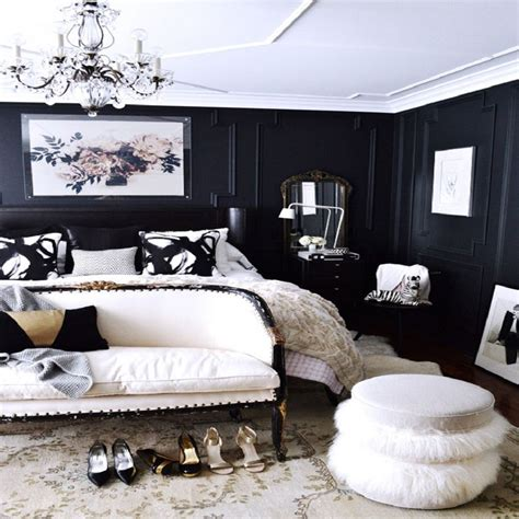 Black Walls Bedroom by Decorating Ideas For Colored Bedroom Walls