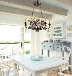 Coastal Dining Room Ideas Coastal Style Dining Room Rumah Minimalis