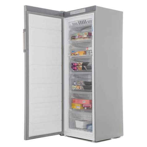 Destockage Congelateur Armoire by Cong 233 Lateur Armoire Silver Discount Magasin D