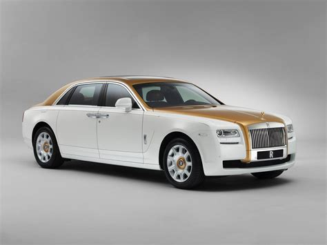 golden rolls royce rolls royce ghost mysore edition 4