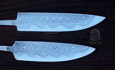 pattern welding knife thorkil